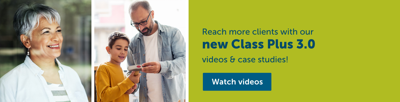Reach more clients with our new Class Plus 3.0